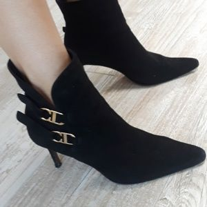 Christian Dior booties